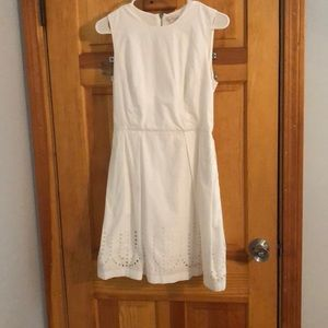 Gap white sundress